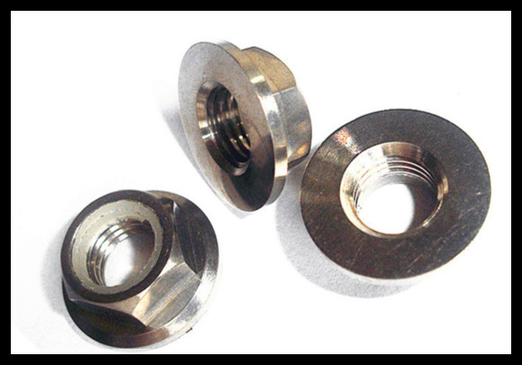 ASME/ANSI B 18.16.3M-1998 Metric Prevailing Torque Type Hexagon Flange Nuts