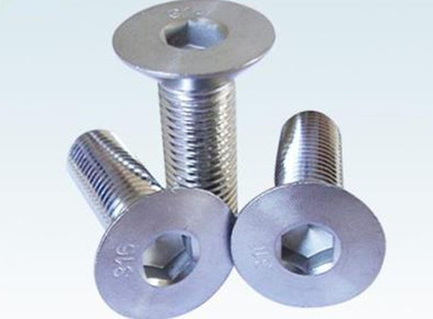 Titanium BS 3692-2001Metric Hexagon Nuts