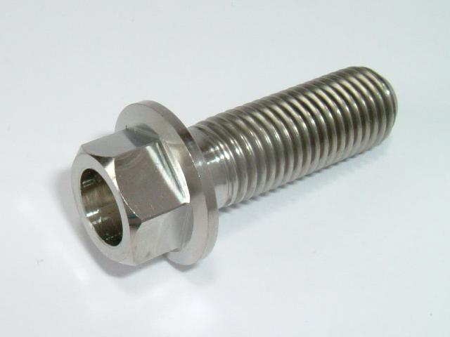 Gr2 M2x6mm Size Titanium Screws Customized