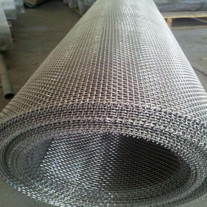 Titanium Mesh with 5 Mesh of Size of 1.0*4mm