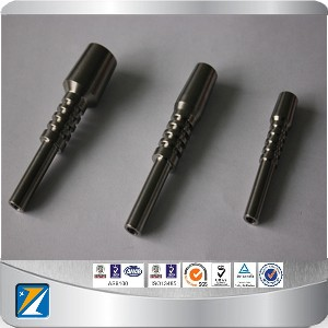 Titanium Nails Extraction Tube W/ Cover