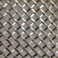 Titanium Mesh with 2 Mesh Size of 3*9.7mm