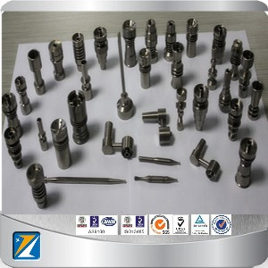 Titanium Nails for Smoking Fit for Flat Heating Coil