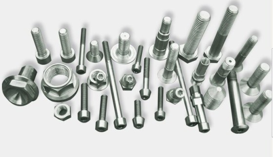 Titanium Screws Fastening Screw Professional Custom