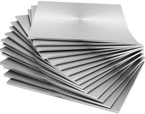 titanium sheets& plates ASTM B265 sheet GR2 titanium on factory